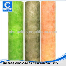 polyethylene membrane for roofing flat and building body