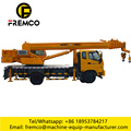 Mobile Truck Crane with Straight Arm for Sale