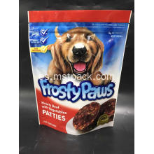 Stand Up Pouch Embalaje de alimentos para perros