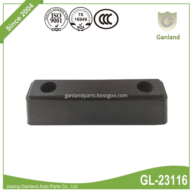 Heavy Duty Rubber Bumper GL-23116