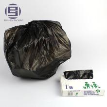 Bolsas de basura negras jumbo ecológicas baratas