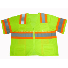 Safety Vest with Meeting En471 (DFV2014)