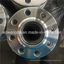 Raccords de tuyaux et brides en acier inoxydable Dn100 Dn125