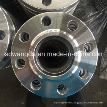 Stainless Steel Pipe Fittings and Flanges Dn100 Dn125