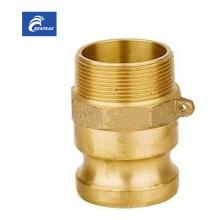 Brass Camlock Coupling -Type F