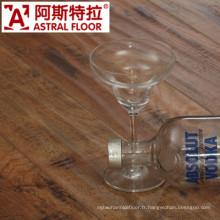Hot Sale AC3 AC4 Revêtement de sol stratifié en bois de sol en soie (AL1710)