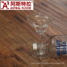 Hot Sale AC3 AC4 Silk Surface Wooden Flooring Laminate Flooring (AL1710)