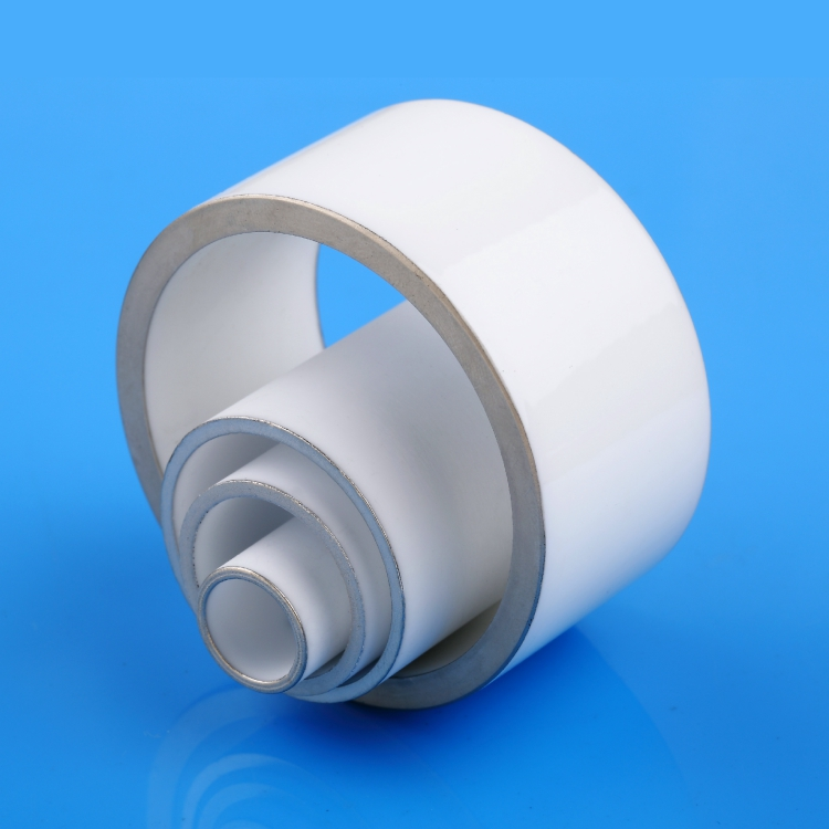 Ceramic metallized bushes