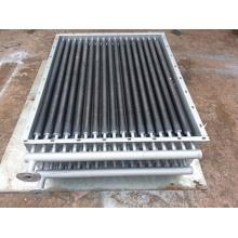 Intercambiador de calor de aire de aceite para chimenea de horno
