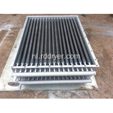 Finned Tube Aluminium Racing Radiator
