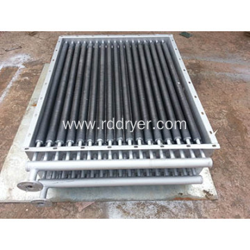 Finned Tube Aluminum Racing Radiator