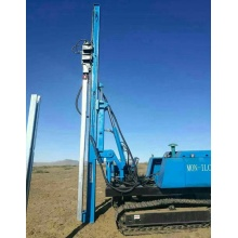 Crawler Drill Rig Solar Pile Driver