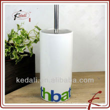 chaozhou good quality ceramic toilet brush stand
