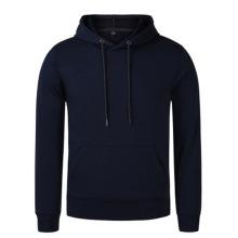Suéteres esportivos sólidos masculinos