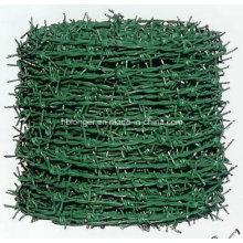 Alambre de hierro galvanizado recubierto de PVC