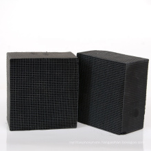 Coconut Shell Honeycomb Cube Activated Carbon Absorbent For Air And Water Purification