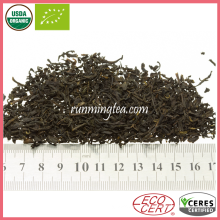 Tradicional auténtica Smoky Lapsang Souchong té negro