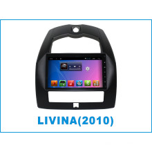 Android System Car DVD Player for Nissan Livina with GPS Navigation/TV/WiFi