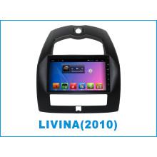Автомобильный DVD-плеер с системой Android для Nissan Livina с GPS-навигацией / телевизором / WiFi