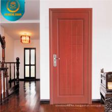 Puerta clasificada fuego, puerta a prueba de fuego con el certificado de Bm Trada, sistema UL