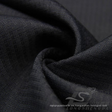 Resistente al agua y al aire libre ropa deportiva al aire libre chaqueta tejida mate Jacquard 100% poliéster Pongee tela (E045)