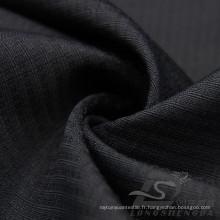 Imperméable à l'eau et à l'extérieur Vêtements de sport en plein air Veste en coton Teinté Matt Jacquard 100% Polyester Pongee Fabric (E045)