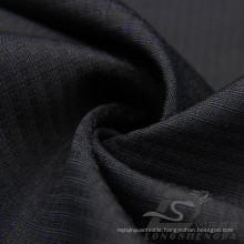 Water & Wind-Resistant Outdoor Sportswear Down Jacket Woven Matt Jacquard 100% Polyester Pongee Fabric (E045)