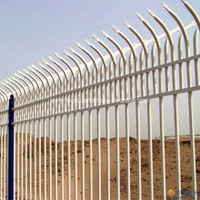 Zinc Steel Wire Mesh Fence /Galvanized Steel Fence