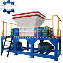 Máquina trituradora de llantas Trituradora de madera industrial para la venta