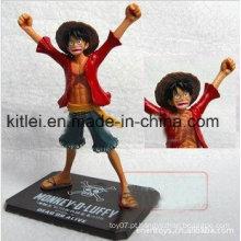 Brinquedos One Piece Zero Luffy Figurine