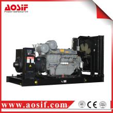 720KW / 900KVA 50hz generador con perkins motor 4008TAG1A hecho en Reino Unido