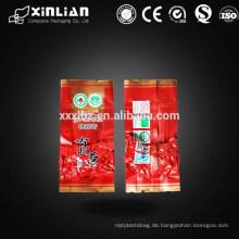 Feuchtigkeitsbeständige Aluminiumfolie Vakuumbeutel für Teeverpackungen
