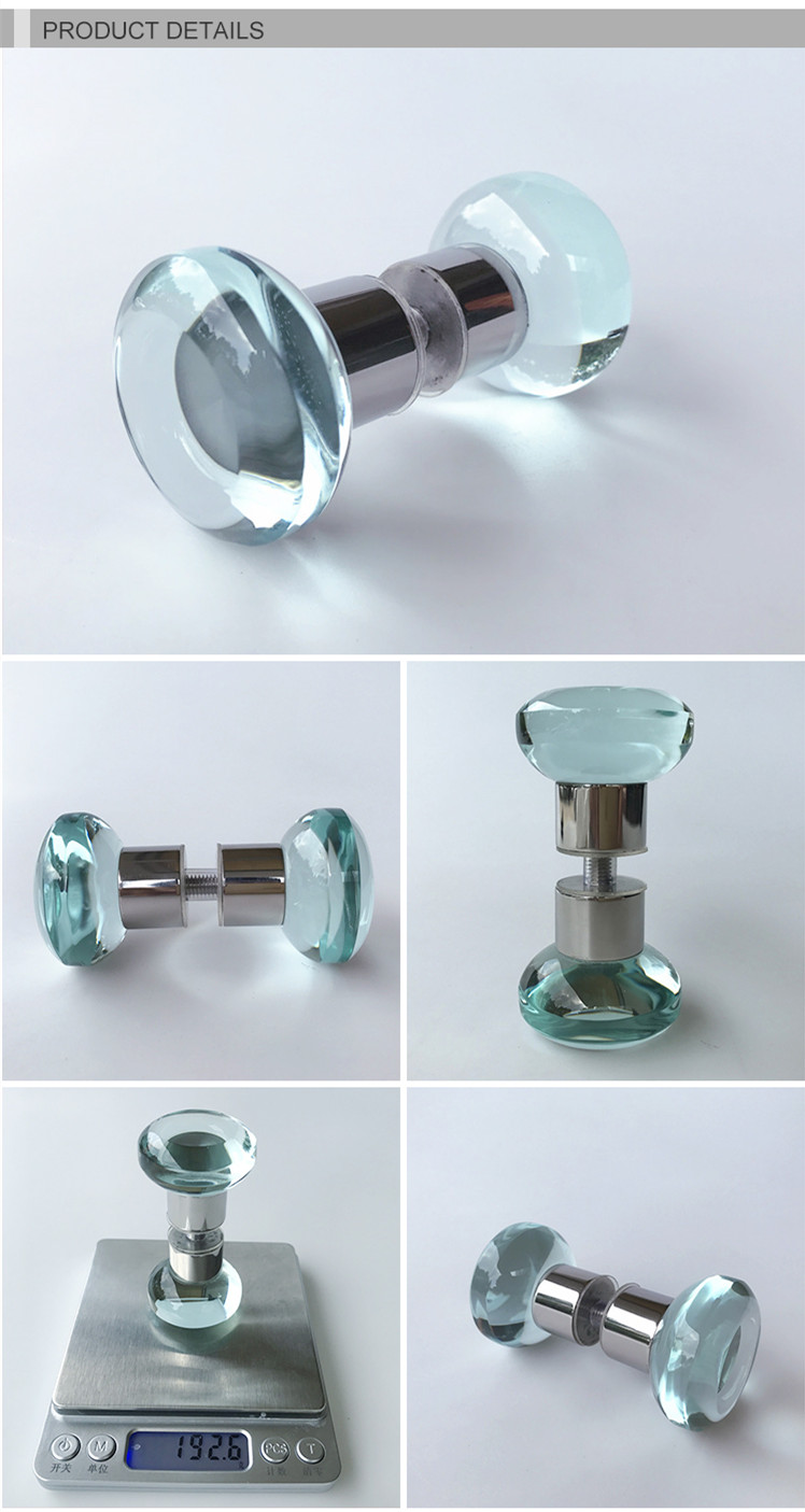 Glass Shower Door Knobs