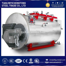 horizontal high pressure steam boiler oil & gas fire boiler