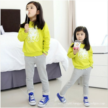 Wholesale High Quality Children′s Clothing Girls Suits.