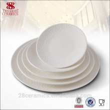 Vajilla al por mayor del hotel de China de Guangzhou, platos y placas de cerámica