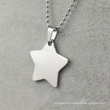 Top selling sliver star locket pendant, locket manufacturers