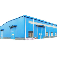 Pre-Made High Quality Single Or Multi-Storey Design Installation Steel Structure Bridge Reliable Shed Warehouse Workshop