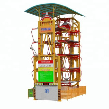 Standard Vertical rotary automated car SmartTower parking System