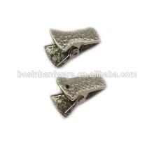 Модные высококачественные металлические защелки крокодила