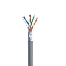 O melhor preço protegeu o cabo desencapado do ethernet cat5e do cobre