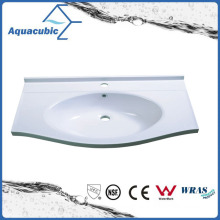 Grade a Counter Top Polymarble Basin Tops Acb1055