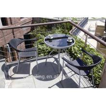 Популярная патио Водонепроницаемая продажа садовой мебели из ротанга