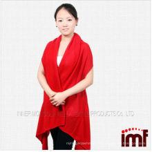 Mongolie intérieure, carré rouge, tricot, Pashmina, châle