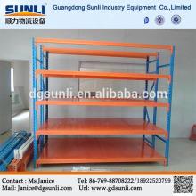 Dongguan Rack Supplier Storage Metal Store Shelving