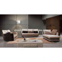 El sofá europeo más barato del paño del estilo fija KW1310A