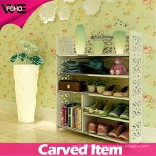 DIY Storage Cube Plastic Shoe Display Cabinet Shelf