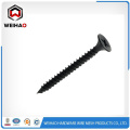 black phosphating bugle head drywall screws