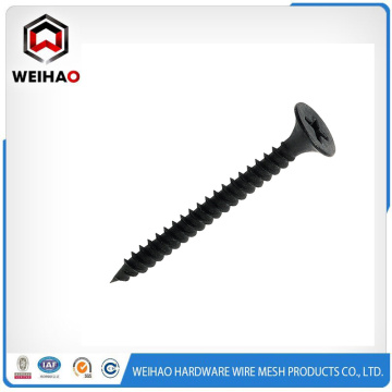 factory low price Used for High Quality Drywall Screw black phosphating bugle head drywall screws export to South Africa Factory