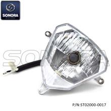 QINGQI QM125GY-2B Head Light Assy (P / N: ST02000-0017) أعلى جودة